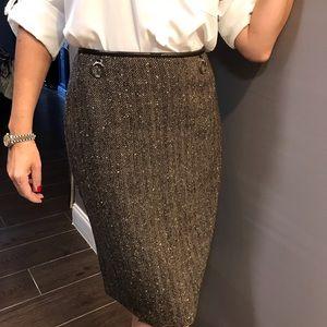 Manigance Paris | Tweed Skirt | SZ 8